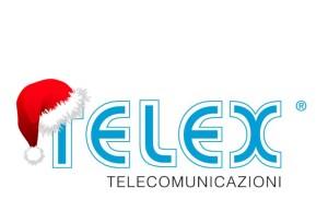 card natale _TELEX - logo