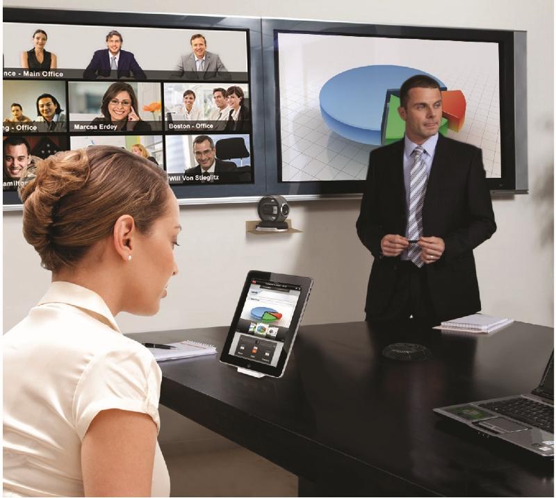 Scopia Control: videoconferenze mai così semplici
