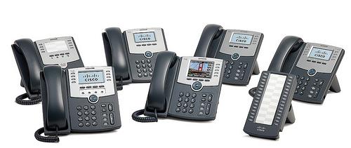 Famiglia Telefoni Cisco SPA