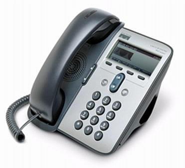 TELEFONO IP CISCO CP-7912G