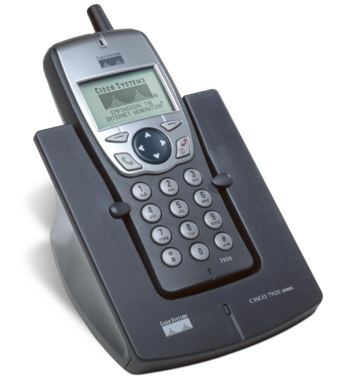 TELEFONO IP CISCO CP-7920