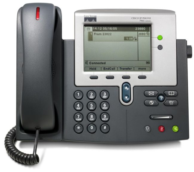 TELEFONO IP CISCO CP-7940G