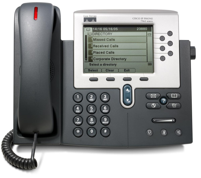 Telefono IP CISCO CP-7961G